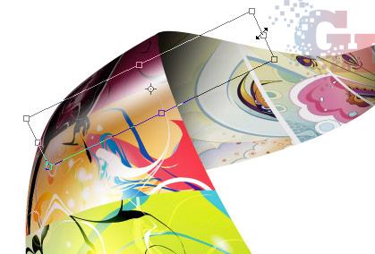 آموزش ساخت نوار گرافیکی در فتوشاپ | آموزش ترفند های فتوشاپ